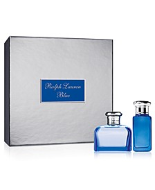 Ralph Lauren Men's 2-Pc. Ralph Lauren Blue Eau de Toilette Gift Set