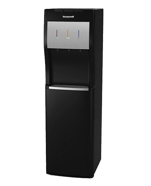 Honeywell Freestanding Bottom-Loading Water Dispenser with Superior Water Pump