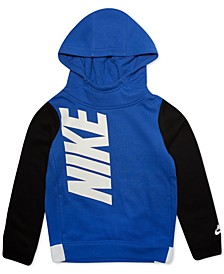 Little Boys Colorblocked Pullover Hoodie