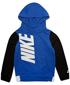 Nike Little Boys Colorblocked Pullover Hoodie