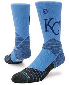Kansas City Royals Diamond Pro Authentic Crew Socks