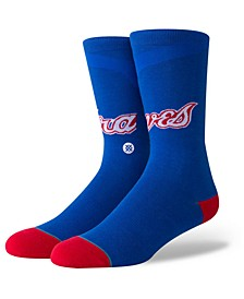 Atlanta Braves Coop Jersey Crew Socks