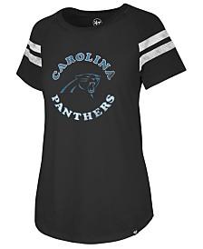'47 Brand Women's Carolina Panthers Flyout Raglan T-Shirt
