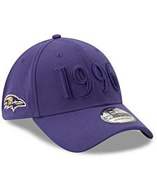 Baltimore Ravens On-Field Alt Collection 39THIRTY Stretch Fitted Cap
