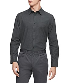 Men's Flannel Classic-Fit Shirt