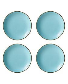 Charlotte Tidbit Plates - Set of 4