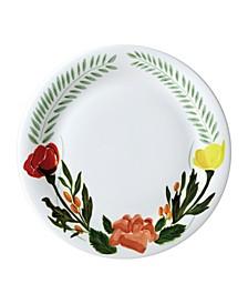 "Language of Flowers 10"" Dinner Plate"