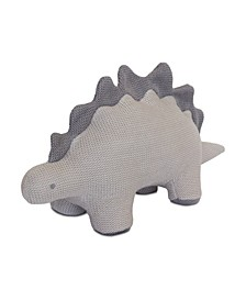 Shiloh Stegosaurus Knit Plush Toy