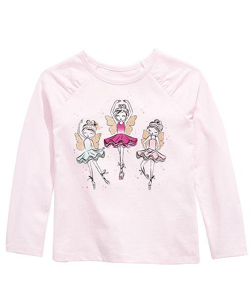 Epic Threads Little Girls Fairy Girls T-Shirt, Created For Macy's
