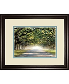 "Hope and Glory by Mike Jones Framed Print Wall Art - 34"" x 40"""
