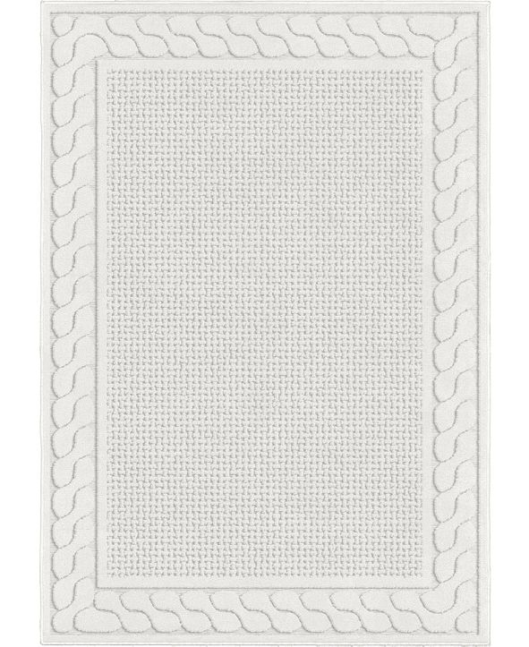 My Texas House Picket Fences Natural Area Rug Collection