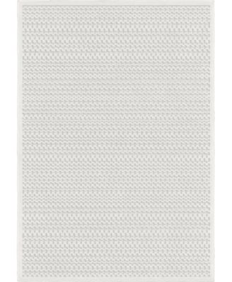 ORI435801 Quail Hallow Natural 3'11 x 5'5 Area Rug