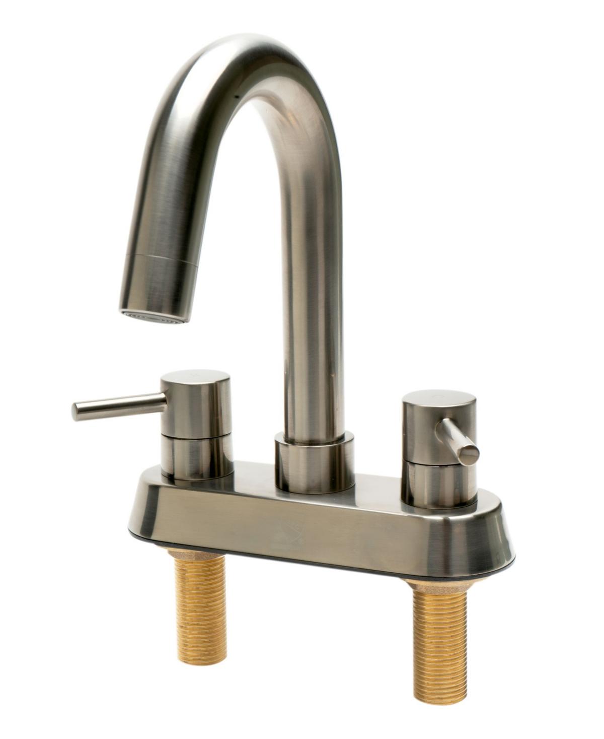 Alfi brand Brushed Nickel Two-Handle 4