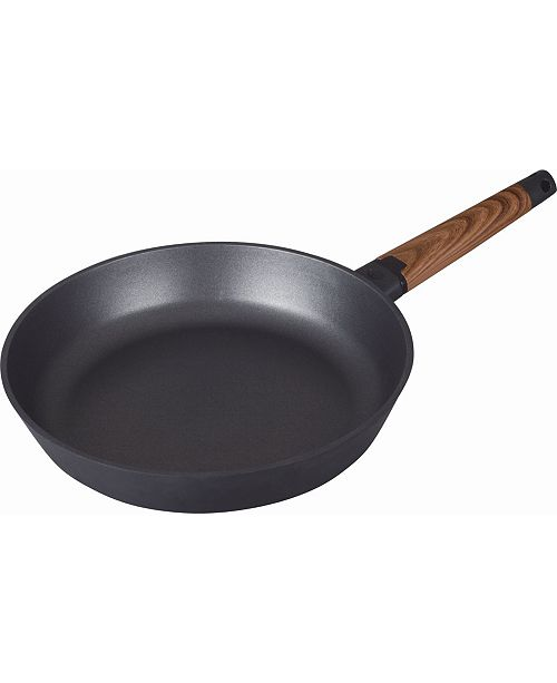 MasterPan Mp-141 Designer Series Non-Stick Fry Pan with Detachable Handle, 12.6""