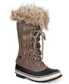 Women's Joan Of Arctic Waterproof Winter Boots