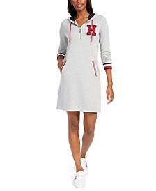 Hooded Sweatshirt Dress, Created For Macy's