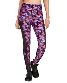 XTG Logo-Print Leggings