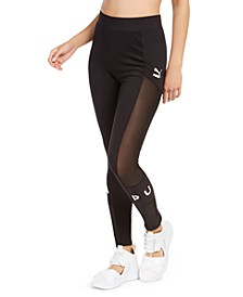 XTG Mesh-Panel Leggings