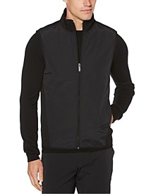Men's Fleece Zip Vest