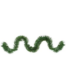 "50' x 4.75"" Two-Tone Pine Artificial Christmas Garland - Unlit"