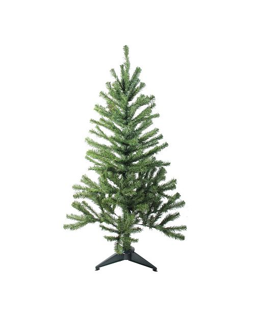 Northlight 5' Canadian Pine Artificial Christmas Tree - Unlit