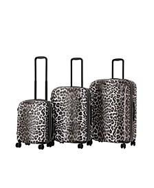 Triforce Serengeti 3-Piece Spinner Luggage Set
