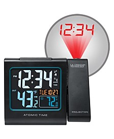 616-146 Color Projection Alarm Clock