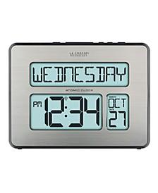 C86279 Atomic Digital Clock with Backlight