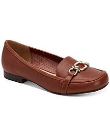 Women's Alettee Square-Toe Loafers, Created for Macy's