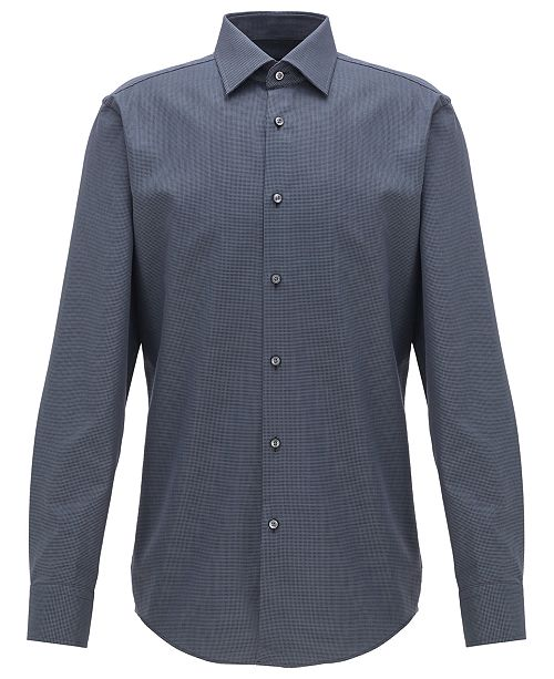 Hugo Boss BOSS Men's Jango Slim-Fit Shirt