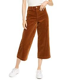 Super-Wide-Leg Corduroy Jeans