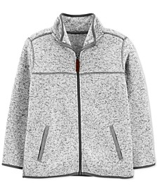 Little & Big Boys Zip-Up Jacket