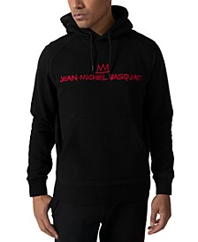 Men's Jean Michael Basquiat Fleece Hoodie