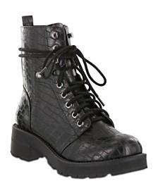 MIA Indigo-G Combat Boots
