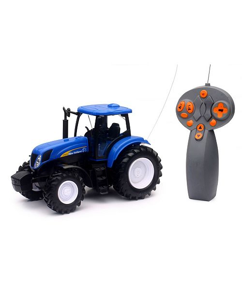 New Ray Rc 1:24 Scale New Holland T7.315 Farm Tractor