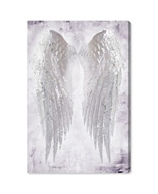 Wings of Angel Amethyst Canvas Art Collection