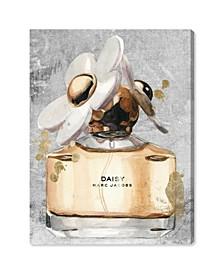 Daisy Perfume Canvas Art Collection