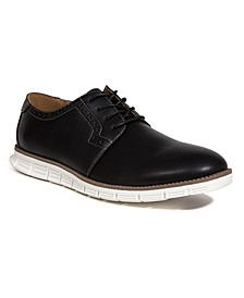 Men's Aiden Classic Lace-up Plain Toe Lightweight Dress Comfort Oxford