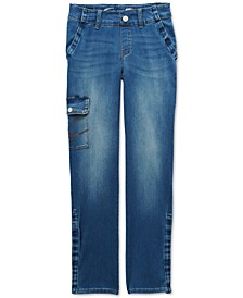 Jeans Seated Adaptive Straight-Leg Jeans