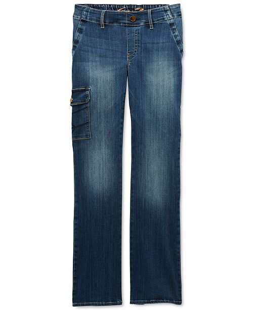 Seven7 Jeans Seated Adaptive Bootcut Jeans