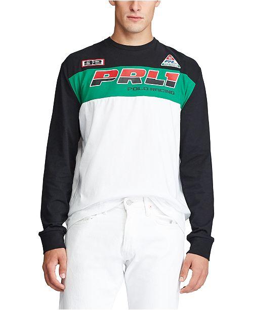 Polo Ralph Lauren Men's Classic Fit Cotton Graphic T-Shirt