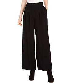Plus Size Wide-Leg Pants