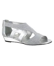 Easy Street Abra Wedge Sandals