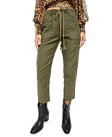 Drawn Up Boyfriend Army Pants