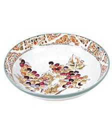 Tuscan Breeze Serving Bowl