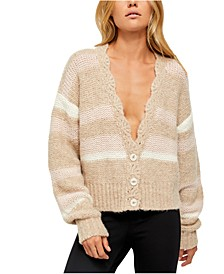 Fine Time Cardigan Sweater