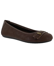 Easy Street Angie Ballet Flats