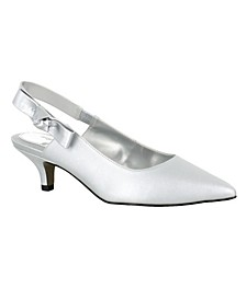 Arden Kitten Heel Pumps