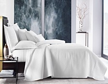 Italian Percale Coverlet & Shams, Created for Macy's