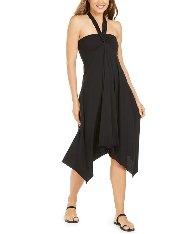 DKNY Multi-way Convertible Cover Up Dress